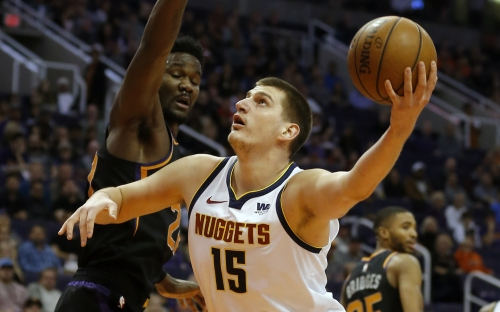 The third NBA All-Star vote returns are in. Nuggets' Nikola Jokic is still in seventh.