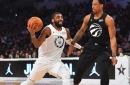 Kyrie Irving still in second place in the East in third NBA All-Star voting returns