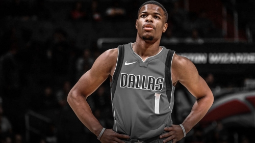 Report: Mavs insist on reconciling with Dennis Smith Jr., won't trade him unless they get good value