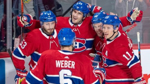 Canadiens approaching games ahead of all-star break as must-win