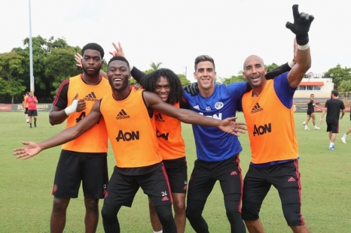 Manchester United might already have the defensive leader they need