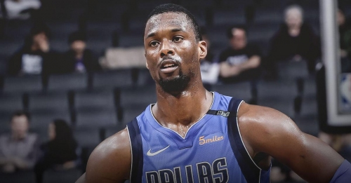 RUMOR: Kings would love to have Mavs' Harrison Barnes