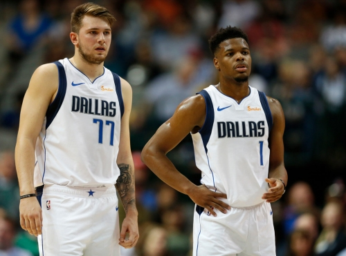NBA experts: Trading Dennis Smith Jr. has its risks, but the Mavericks have to do what's best for Luka Doncic