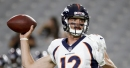 Seahawks sign QB former first-round pick Paxton Lynch as backup candidate behind Russell Wilson