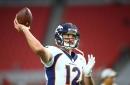 Seahawks sign former Broncos QB Paxton Lynch