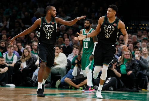 Sure, Giannis is special, but the Bucks' success comes from teamwork, not hierarchy