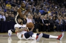 Pelicans take lessons from loss to Warriors into Friday's game against Trail Blazers