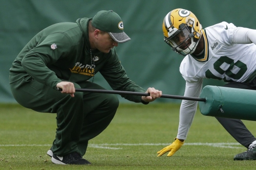Packers hope to bring back former WR coach Luke Getsy, per report