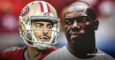 Terrell Owens offers to run routes for 49ers QB Jimmy Garoppolo in rehab