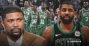 Jalen Rose says Celtics players are looking for Kyrie Irving to be a leader by making teammates better