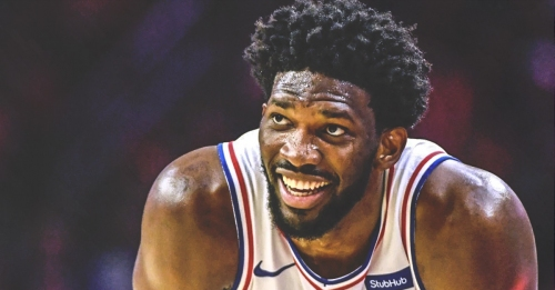 Sixers star Joel Embiid to be game-time decision vs. Pacers