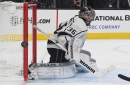 Former top pick Jack Campbell returns to Dallas in Kings' net to face former team