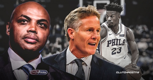Charles Barkley says Sixers' Brett Brown needs to show authority in sorting out team issues involving Jimmy Butler