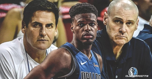 Dennis Smith Jr., Mavs team officials have had positive communication