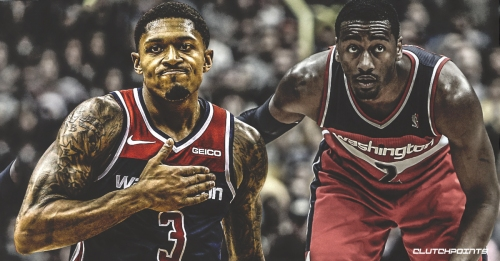 Wizards SG Bradley Beal says it's 'nonsense' he's better without John Wall
