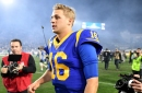 Rams' Jared Goff could become youngest quarterback to win NFC championship