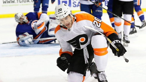 Sabres acquire forward Taylor Leier from Flyers for Justin Bailey