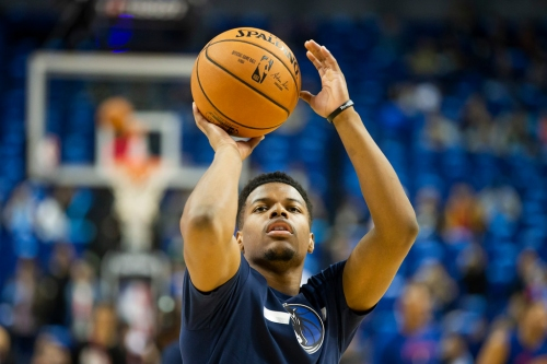 Friday's practice could help shape Dennis Smith Jr.'s future, whether in a Mavericks uniform or not