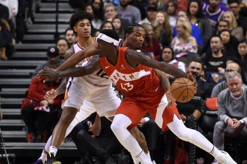 Quick Recap: Suns lose thriller to Raptors at buzzer, 111-109