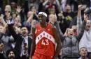 Siakam scores winning basket, Raptors beat Suns 111-109