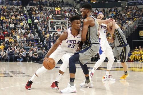 Sixers vs. Pacers: Game Recap