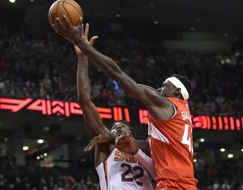 Suns lose to Raptors as Pascal Siakam scores game-winning layup at the buzzer