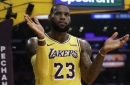 Even though LeBron James has been cleared to practice, Lakers will take it slow