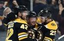 Blues Vs. Bruins Recap