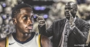 Pacers star Victor Oladipo 'learning that it gets even harder,' according to Nate McMillan