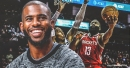 Rockets PG Chris Paul says he has never seen anyone play as well as James Harden is right now
