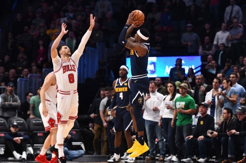 Bulls finish road trip 0-5 with embarrassing 135-105 loss in Denver