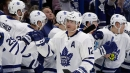 Andersen, Marner lead Maple Leafs to win over Lightning