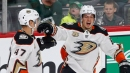 Re-tooled Ducks top Wild to snap 12-game losing streak