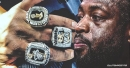 Heat SG Dwyane Wade shares photo of his three championship rings to celebrate birthday