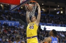 Josh Hart, Ivica Zubac Turn Game Around, Lonzo Ball & Kyle Kuzma Carry Lakers Late To Overtime Win Over Thunder