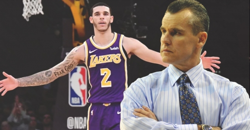 Thunder HC Billy Donovan on Lonzo Ball making 3-pointers: 'We can't be surprised'