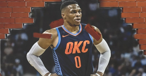 Lakers have held Russell Westbrook to 10-of-50 shooting through 2 games
