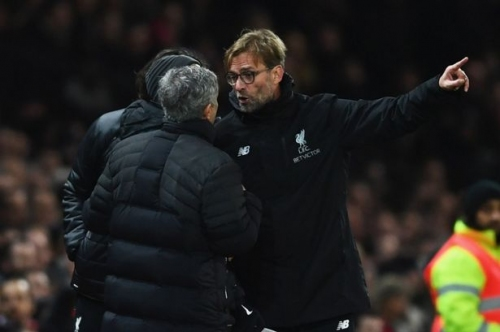 Has former Manchester United boss aimed a sly dig at Liverpool FC counterpart?