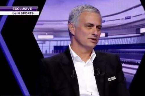 Manchester United coach Solskjaer asked about Jose Mourinho comments