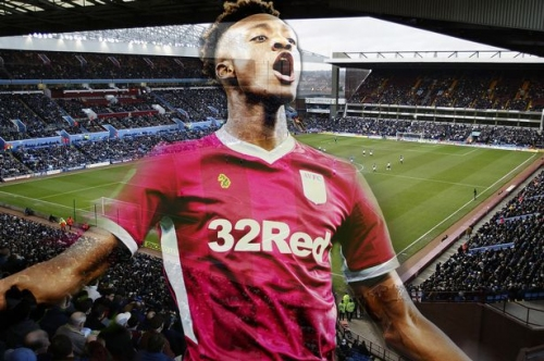 Win a signed Aston Villa shirt and hospitality tickets for the Ipswich game with 32Red