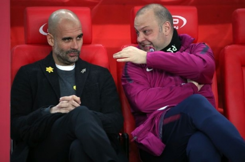The tool used in the dugout by Pep Guardiola giving Man City the edge