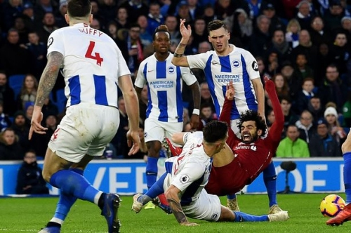 How Crystal Palace defender aims to 'shut down' Liverpool FC striker Mohamed Salah