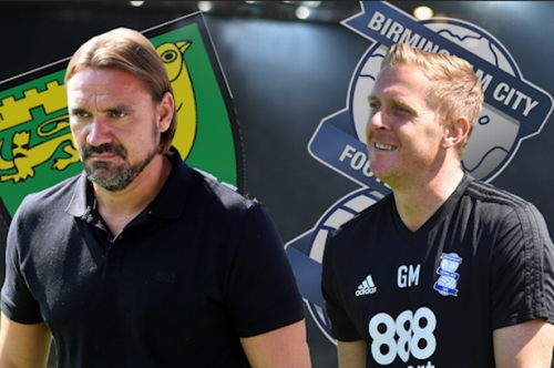 Blues given major injury boost ahead of Norwich City clash