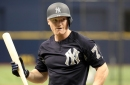 Clint Frazier says he's ready to participate in Yankees spring training camp