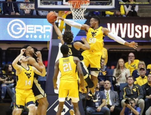 Same Path, Different Results For WVU, Kansas
