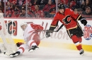 Red Wings-Flames Morning Skate, Preview, How to Watch
