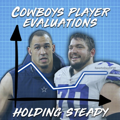 Cowboys evaluations: Zack Martin just had his most challenging season in Dallas. Who else is holding steady?