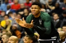 Giannis is among those featured by the NBA for its ad campaign to celebrate Chinese New Year