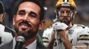 Packers' Matt LaFleur plans to establish running game, then let Aaron Rodgers 'go play'