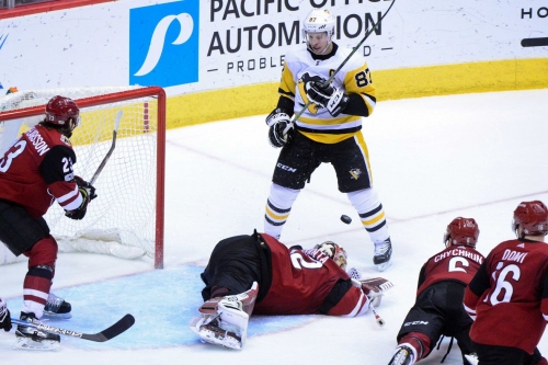 Pittsburgh Penguins @ Arizona Coyotes 1/18/2019: lines, preview, how to watch